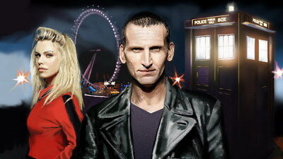 """199 Doctor Who - BBC Space Travel Season 8 Hot TV Show 24""""x14"""" Poster"""