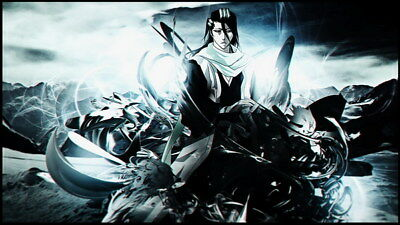 "249 Bleach - Dead Rukia Ichigo Fight Japan Anime 24""x14"" Poster"