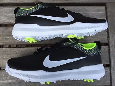 Nike FI Premiere Mens Golf Shoes Size 9.5 Scorpion Stinger Spikes Brand New