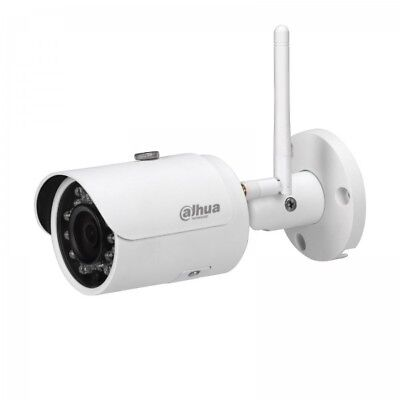 IPC-HFW1320S-W - Telecamera Wireless Bullet IP 3Mpx 3.6mm - Dahua