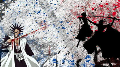 "275 Bleach - Dead Rukia Ichigo Fight Japan Anime 42""x24"" Poster"