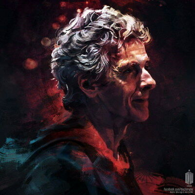 """261 Doctor Who - BBC Space Travel Season 8 Hot TV Show 24""""x24"""" Poster"""