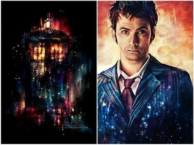 "253 Doctor Who - BBC Space Travel Season 8 Hot TV Show 32""x24"" Poster"