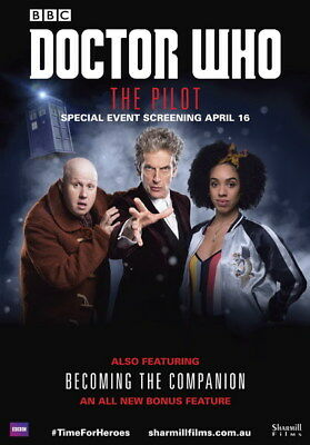"255 Doctor Who - BBC Space Travel Season 8 Hot TV Show 24""x34"" Poster"