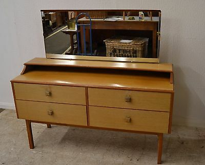 Vintage Mid Century Dressing Table by Lebus - 2226