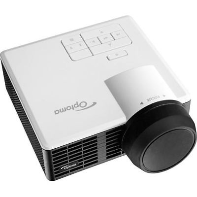 Optoma GT750ST 3D Ready DLP Projector - 720p - HDTV - 16:10 - Front - LED - 2000