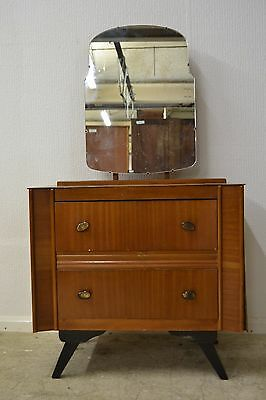 Vintage Mid century Small Dressing Table - 2309