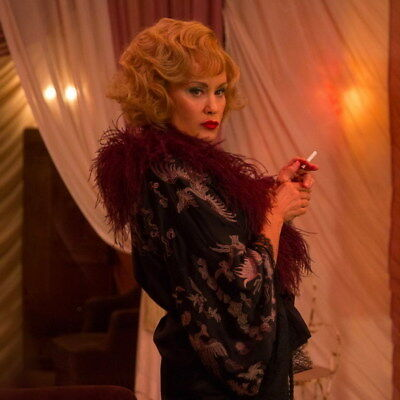 """017 Jessica Lange - Blue Sky American Horror Story USA Actor 14""""x14"""" Poster"""