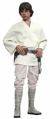 Movie Masterpiece STAR WARS Episode 4 LUKE SKYWALKER 1/6 Action Figure FIgurine