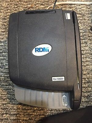 Rdm Ec7000i Card And check reader
