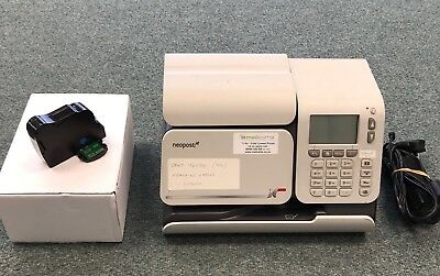 Neopost Is-240/280 Franking Machine With Spare Cartridge And 2000+ Labels