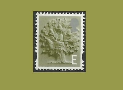 EN8 XEN8 E OAK TREE  Unmounted Mint GB ENGLAND REGIONAL