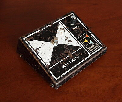Maestro Mini Phase Effect Pedal --> 1970's vintage <--