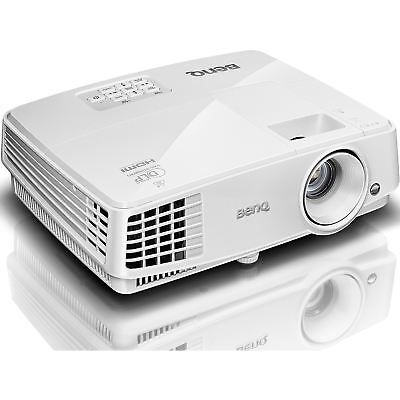 BenQ MX525A 3D Ready DLP Projector - 720p - HDTV - 4:3 - Ceiling, Front - 190 W