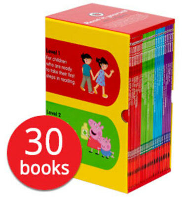Ladybird Read It Yourself Box Set Collection - 30 Books