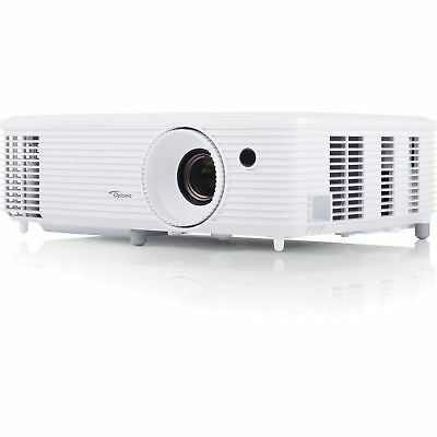 Optoma HD27 3D DLP Projector - 1080p - HDTV - 16:9 - Ceiling, Front - 195 W - 50