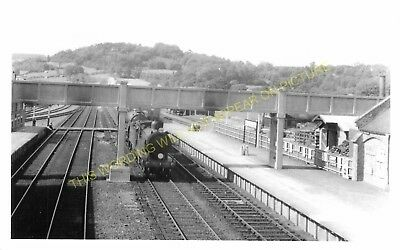 Axminster L/&SWR. Seaton Junction Railway Station Photo 22 Honiton