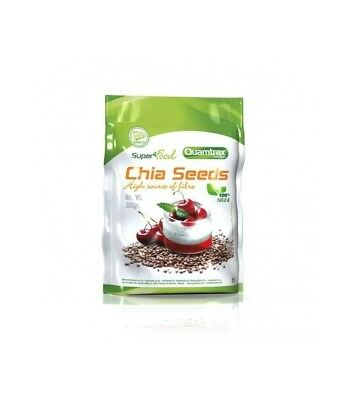 Quamtrax Superfood Chia Seeds 300 G