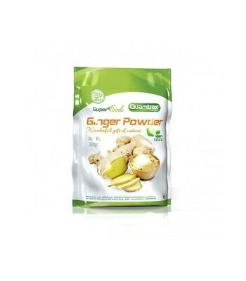 Quamtrax Superfood Ginger Powder 300 G