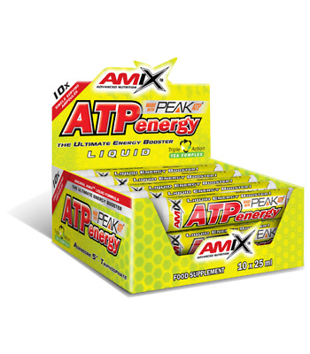 Amix Atp Energy Liquid 10*25 Ml