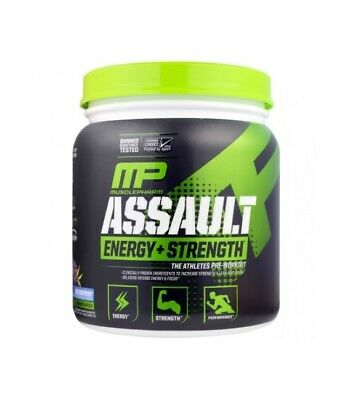 MUSCLEPHARM Assault Energy + Strength 30 serv