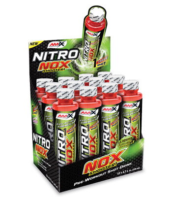 Amix Nitronox Shooter 12*150 Ml