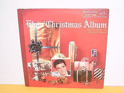 Lp - Elvis Presley - Elvis Christmas Album