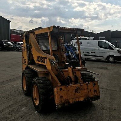 JCB 165 Skidsteer Loader @ £6,000 + VAT (Similar To Bobcat)