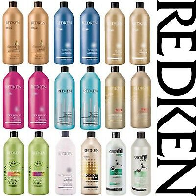 Redken 1000ml | Extreme | All Soft | Colour Extend | Duo