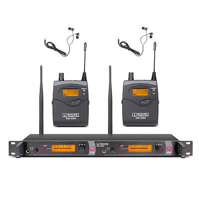 MONO output Professional In Ear Monitor System Monitoring SR2050 Type for stage