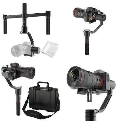 3-Axis Dual Handle Handheld Brushless Gimbal Camera Stabilizer DSLR Support Tool