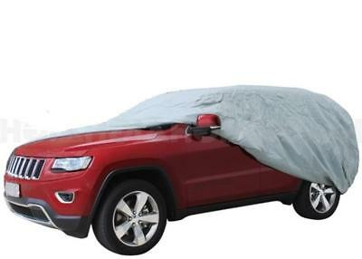 Complete Waterproof Car Cover fits VOLKSWAGEN vw TOUAREG (VWV/FF)
