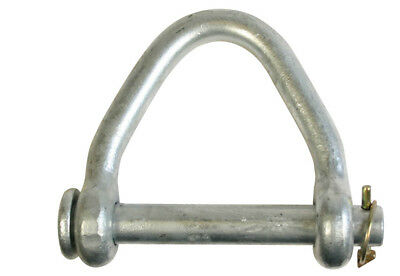 "VULCAN 6"" Web Shackle for Lifting or Recovery Sling Strap 18,000 Pound SWL"