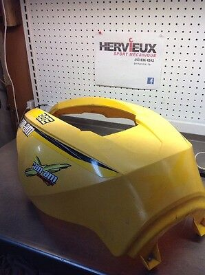 Can-Am Renegade 800R 2011 Yellow Central Panel 7033012D