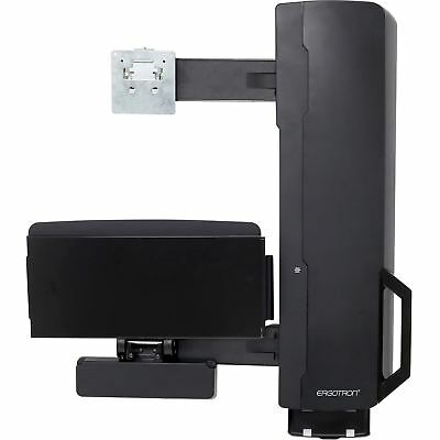 "Ergotron StyleView Wall Mount for Mouse, Monitor, Keyboard, Workstation - 24"" Sc"