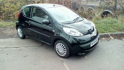 Peugeot 107 sportium (group 3 insurance) 2012  model 3 door 20,240 miles
