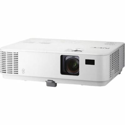 NEC Display NP-V332X 3D Ready DLP Projector - 720p - HDTV - 4:3 - Rear, Ceiling,