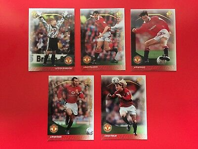 Upper Deck Man Utd SP Authentic 2004 - SP Flashback/Star Status Insert - CHOOSE!
