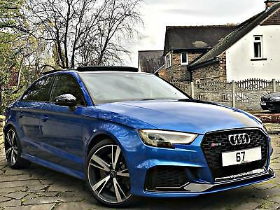 Audi RS3 2.5 TFSI Saloon S Tronic Quattro 4dr