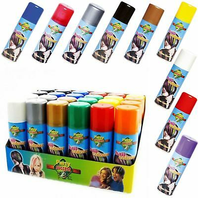Temporary Hair Fluorescent Party Success Colour Spray Easy Wash Hair Color Spray