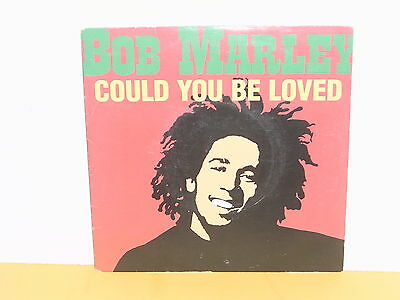"""Single 7"""" - Bob Marley - Could You Be Loved"""