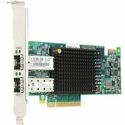 HP StoreFabric SN1100E 16Gb Dual Port Fibre Channel Host Bus Adapter - 2 x - PCI