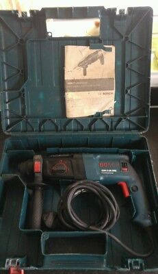 Bosch Gbh2- 26Dre 240V  Hammer Drill And Case