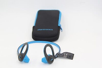 Plantronics BackBeat Fit Bluetooth Wireless Headphones BLUE for parts repair