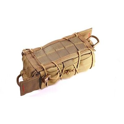 High Speed Gear 12M3T0CB Coyote Brown M3T - Multi-Mission MOLLE Medical Pouch