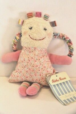"Kathe Kruse Original Plush Baby Doll ""Ikibab Puppe Madchen"" Discontinued"
