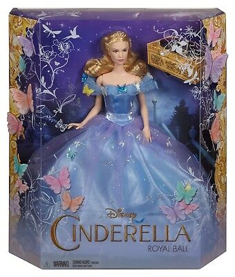 disney mattel cinderella royal ball