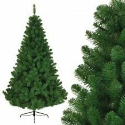 KRAFTZ® 1.8m (6 ft) Artificial Christmas Tree with Natural Branches 800 heads