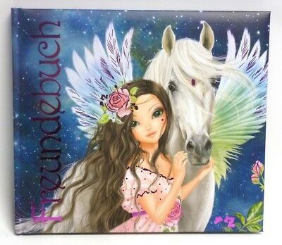 Depesche 8756 A Fantasy Model  - Freundebuch Pegasus Top Model Mystic Sticker