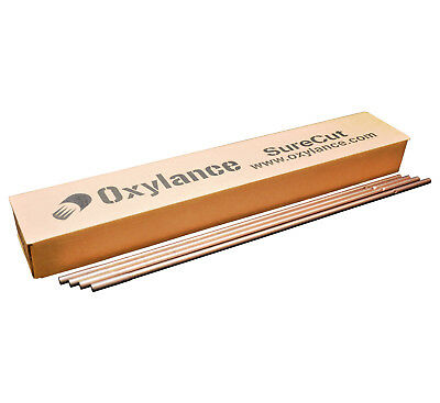 "Box of 50 - Oxylance 3/8 x 36"" Quick Connect Sure Cut Rods"